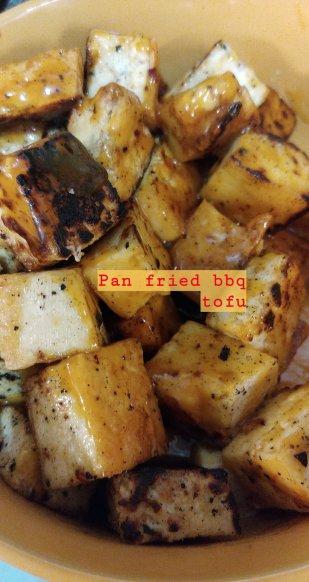 BBQ Tofu – A Vegetarian Memorial Day Recipe (GF, V, DF)