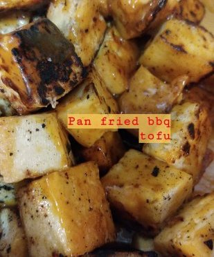 BBQ Tofu – A Vegetarian Memorial Day Recipe (GF, V, DF)