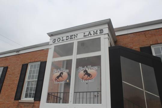 Golden Lamb (1)