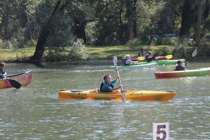Wee One kayak
