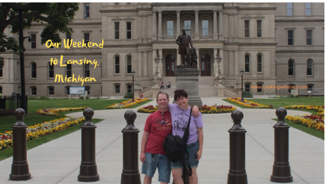 Lansing, Michigan – Riverwalk and Downtown -Part 3